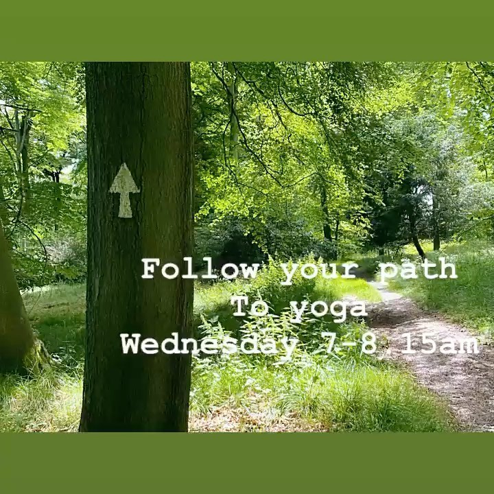 Oxford Yoga - Follow your path